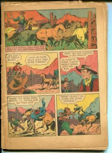 Red Ryder #14 -1943-Dell-Capt Easy-Alley Oop-Fighting Yank-King RCMP-PR