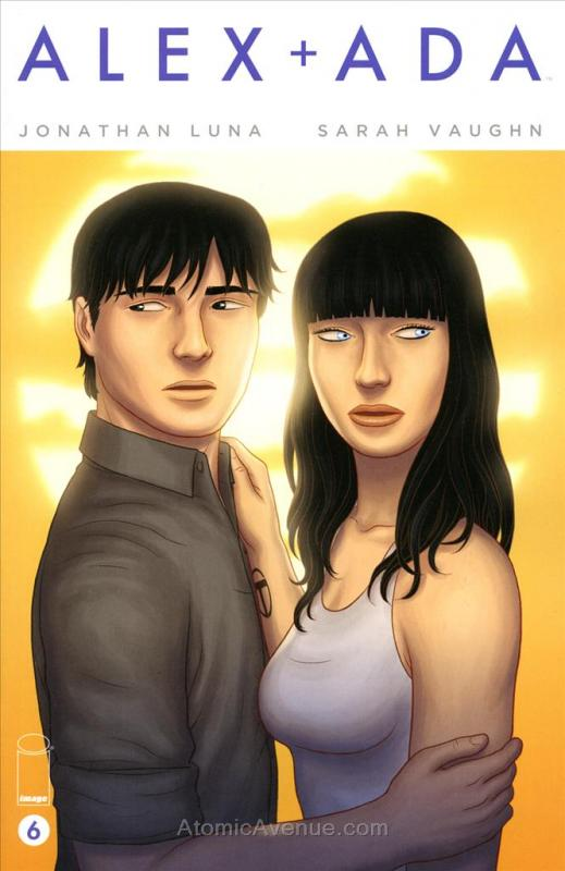 Alex + Ada #6 VF/NM; Image | save on shipping - details inside