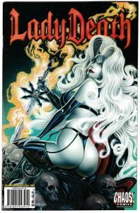 Lady Death Dark Millenium #1 (Chaos, 2000) VF/NM