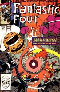 Fantastic Four (1961 series) #338, NM- (Stock photo)