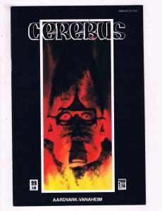 Cerebus # 99 NM 1st Print Aardvark Vanaheim Comic Book Dave Sim J30