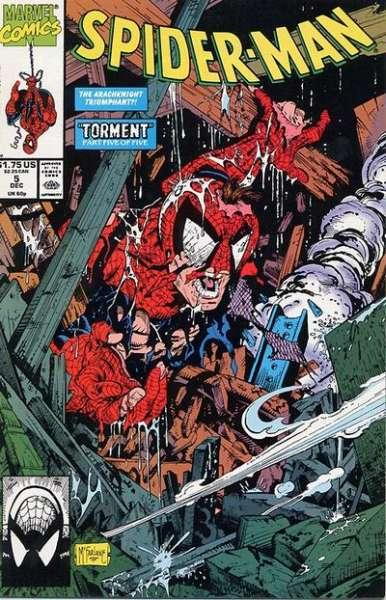 Spider-Man (1990 series) #5, NM (Stock photo)