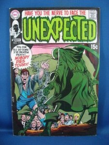 The Unexpected #115 (Oct-Nov 1969, DC) F+