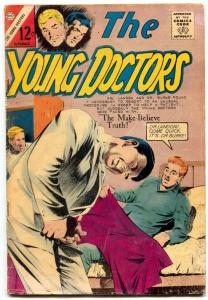 Young Doctors #6 1966-Charlton Silver Age-medical thrills-VG