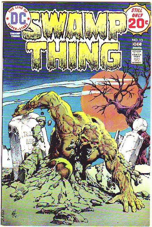 Swamp Thing #13 (Dec-74) VF/NM+ High-Grade Swamp Thing