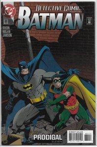 Detective Comics   vol. 1   #681 VF/NM (Prodigal 11)