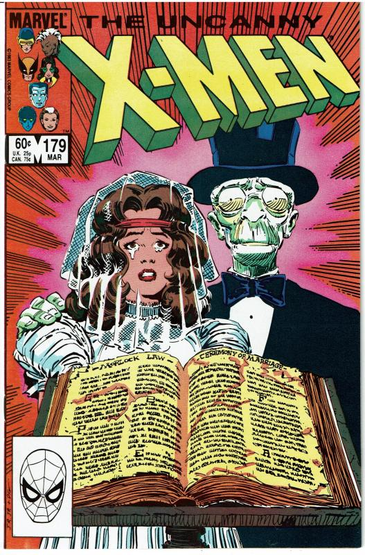 X-Men #179, 9.4 or better