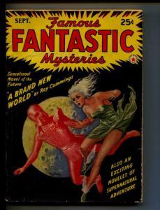 Famous Fantastic Mysteries-Pulp-9/1942-Guy de Maupassant