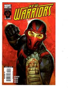 5 New Warriors Marvel Comic Books # 10 11 12 13 14 Blackwing Decibel Phaser BH40