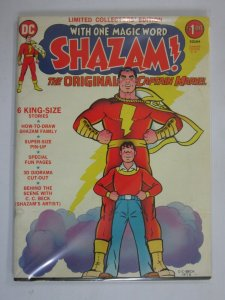 Shazam DC Treasury Edition #21 4.0 VG bagged and boarded (1973)