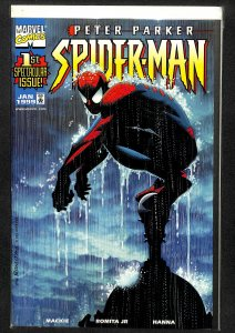 Peter Parker Spider-Man #1 NM 9.4