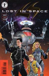 Lost in Space (Dark Horse) #1 VF/NM; Dark Horse | save on shipping - details ins