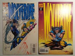 Wolverine Lot of 30 Marvel Comics