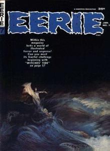 Eerie (1965 series) #7, Fine- (Stock photo)