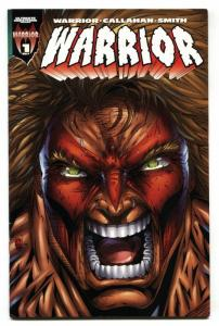 WARRIOR #1-1996 ULTIMATE WARRIOR COMIC BOOK-HARD TO FIND
