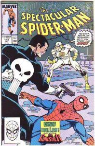Spider-Man, Peter Parker Spectacular #143 (Oct-88) NM+ Super-High-Grade Spide...