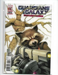 Guardians of the Galaxy The Telltale Series #4A NM 2017 nw108