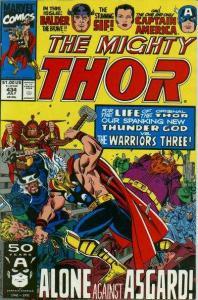 Thor (1966 series) #434, NM + (Stock photo)