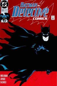 Detective Comics (1937 series) #625, VF+ (Stock photo)