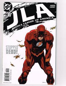 JLA # 102 Justice League Of America DC Comic Book Batman Superman Flash S11