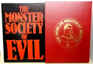 SHAZAM! The Monster Society of Evil, Golden Age, Fawcett Comics, CAPTAIN MARVEL