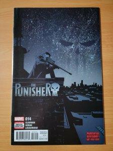 The Punisher #14 ~ NEAR MINT NM ~ 2017 Marvel Comics