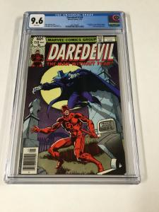 Daredevil 158 Cgc 9.6 White Pages Marvel