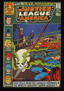 Justice League Of America #84 NM- 9.2