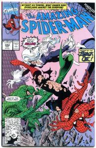 AMAZING SPIDER-MAN #342 1990-MARVEL COMICS VF