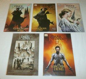 Dark Tower  : Gunslinger Born #1,4,6 ++ (set of 5) Stephen King