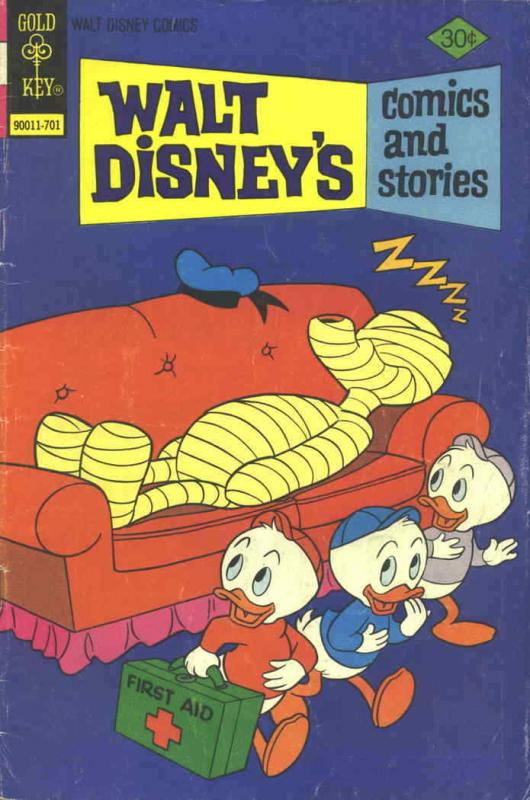 Walt Disney's Comics and Stories #436 VG; Dell | low grade comic - save on shipp