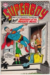 Superboy #137 (Apr-67) VG/FN Mid-Grade Superboy