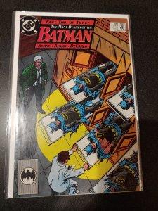 Batman #434 Many Deaths of the Batman NM