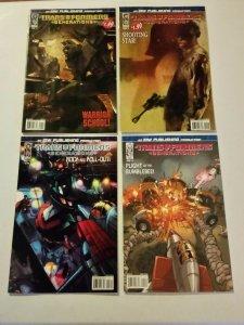 Transformers Generations 1-4 Complete Set Run! ~ NEAR MINT NM ~ 2006 IDW