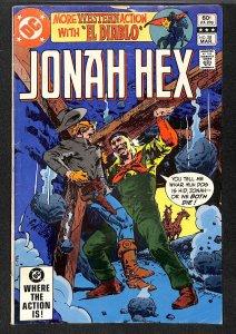 Jonah Hex #58 (1982)
