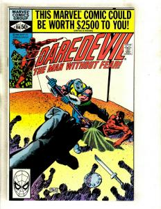 Daredevil # 166 NM Marvel Comic Book Foggy Karen Avengers Defenders Owl GK2