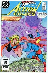 Action Comics 555 May 1984 NM- (9.2)