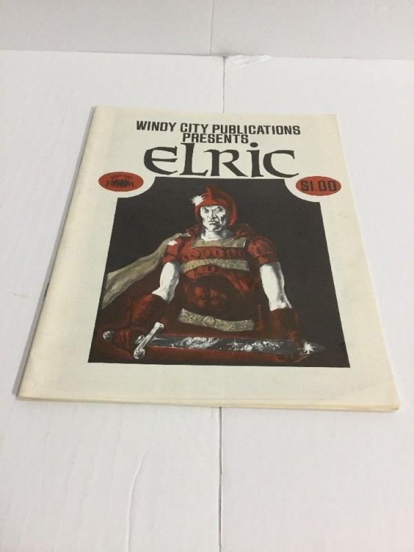 Elric 1 Nm- Near Mint- 9.2 Windy City Publications