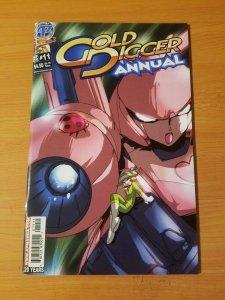 Gold Digger Annual #11 ~ NEAR MINT NM ~ 2005 Antarctic Press Comics