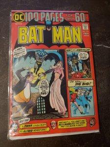 BATMAN #257 100 PAGE EDITION JOKER PENGUIN