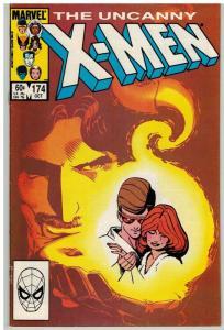 X MEN 174 FN Oct. 1983