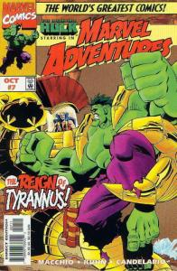 Marvel Adventures #7 VF/NM; Marvel | save on shipping - details inside