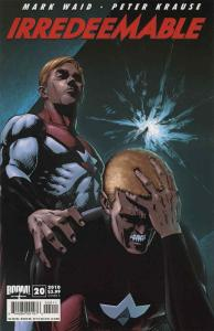 Irredeemable #20A VF/NM; Boom! | save on shipping - details inside