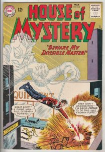 House of Mystery #132 (Mar-63) VF/NM High-Grade