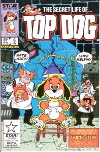 TOP DOG 6 VF-NM Feb. 1986