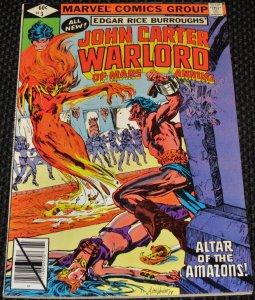 John Carter Warlord of Mars Annual #3 (1979)