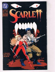 Scarlett #1 VG DC Comics Comic Book Joyner Jan 1993 DE37 TW7
