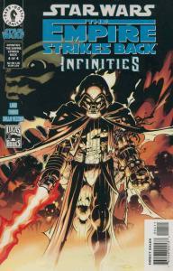 Star Wars: Infinities—The Empire Strikes Back #4 FN; Dark Horse   save on shippi