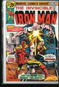 Iron Man #85 (1976)