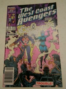 WEST COAST AVENGERS #12, VF/NM, Wonder Man, HawkEye, Iron Man, Tigra, 1985 1986